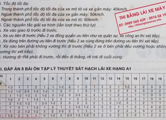 dap-an-thi-bang-lai-xe-may-hang-a1-moi-cap-nhat