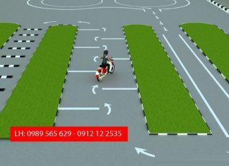 thi bằng lái xe máy ở từ liêm