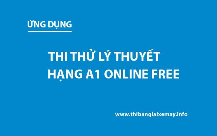 thi thử bằng lái xe a1 online miễn phí